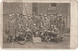 ARMEE BELGE- 1er De Ligne 3éme Bataillon Mitrailleur - Barracks