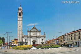 (QU048) - FONTANIVA (Padova) - Parrocchia Di Santa Maria E Beato Bertrando - Padova (Padua)