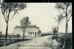 CP ( Maison Du Sabotier: Baraque Michel) Obl. JALHAY 1904 - Poste Rurale
