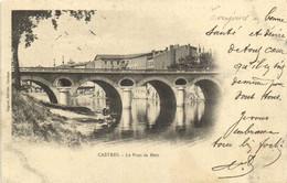 CASTRES Le Pont De Metz Pionnière  RV - Castres