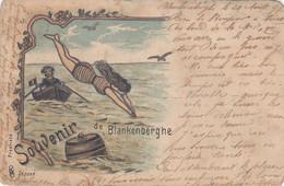 Souvenir De Blankenberghe - 1897 - Blankenberge