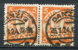 Danzig Mi# 193 Gestempelt/used - Coat Of Arms - Dantzig
