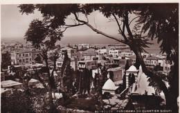 CPSM BEYROUTH PANORAMA DU QUARTIER SIOUFI - Lebanon