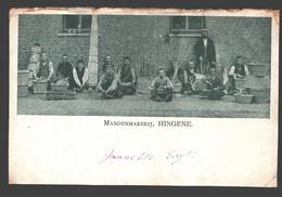 Hingene - Mandenmakerij - Geanimeerd - Bornem