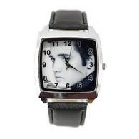 Montre à Quartz NEUVE Bracelet Cuir ( Watch ) - Elvis Presley ( Ref 8 ) - Orologi Moderni