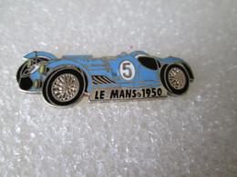 PIN'S     24 HEURES DU MANS   1950     TALBOT LAGO  T  26    Email Grand Feu - Rallye