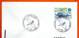 974 SAINT DENIS  FRANCE REUNION   1979 Lettre Entière N° AB 428 - Bolli Commemorativi