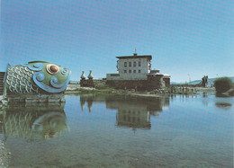 Mongolia - Ulaanbaatar  Ulan Bator - Nairamdal Recreational Amusement Park - Mongolia