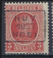 HOUYOUX Nr. 192 België Voorafstempeling Nr. 3923C HUY 1927 HOEI ; Staat Zie Scan ! - Rolstempels 1920-29