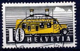 "HELVETIA - Mi 311  - ""POSTALE SVIZZERO AUTOMOBILE"" - (ref.3755) - Usati"