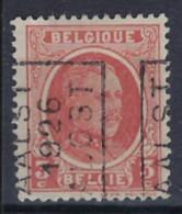 Houyoux Nr. 192 Voorafgestempeld Nr. 3735  Positie A AALST 1926 ALOST ; Staat Zie Scan ! Inzet 7,5 Euro ! - Rolstempels 1920-29