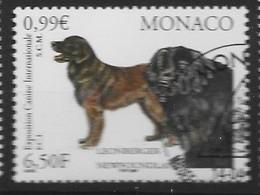 MONACO Yv 2296 Obli - - Used Stamps