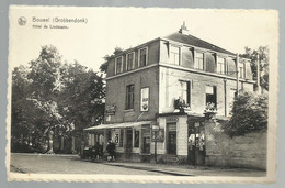 ***  BOUWEL (Grobbendonk)  ***  -  Hôtel De Lindekens - Grobbendonk