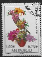 MONACO Yv 2297 Obli - - Used Stamps