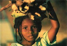 Enfants - Image - Autres - Mayotte - Visage D'enfant Mahorais - CPM - Voir Scans Recto-Verso - Otros