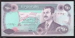 BILLET DE BANQUE IRAQ 250 DINARS 1995 SADDAM HUSSAIN PICK 85 NEUF UNC - Iraq