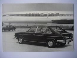 Avion / Airplane / CSA - CZECH AIRLINES / Ilyushin IL-62 / Seen At Prague Airport / Tatra 613 - 1946-....: Moderne