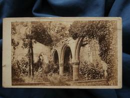 Photo CDV Anonyme - Chapelle De St Arnoult Près Trouville, Circa 1875-80 L561 - Old (before 1900)