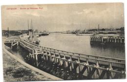 Ostende - Entrée Du Nouveau Port - Oostende