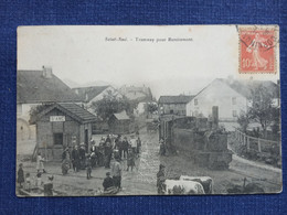 SAINT AME-TRAMWAY-POUR REMIREMONT - Other Municipalities