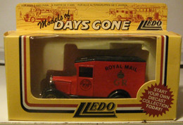 LLEDO - VEHICULE COMMERCIAL : ROYAL MAIL - Other