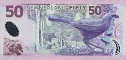 NEW ZEALAND P. 188b 50 D 2007 UNC - New Zealand