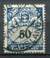 Danzig Mi# P35 Postage Due Gestempelt/used - Coat Of Arms - Danzig