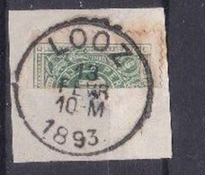 TX1 Demi-timbre Looz - Stamps