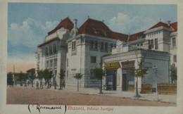 Roumanie - BUZEU - Palatul Justitiei - Romania