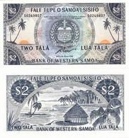 SAMOA       2 Tala       P-17cCs       (2020)       UNC  [prefix: S] - Samoa