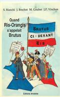CPSM Quand Ris Orangis S'appelait Brutus    L868 - Ris Orangis