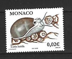 Timbre Monaco Neuf ** N 2327  Vendu Au Prix De La Poste - Ungebraucht