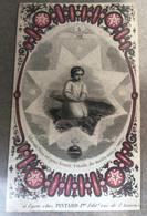 Adorons Dieu En Nous Levant - édition Pintard à Lyon - Gravure Ancienne - Santini