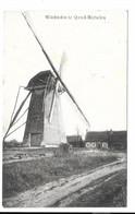 Kwaad-Mechelen - Windmolen. - Ham