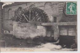 76 – DUCLAIR – Le Vieux Moulin – Dos Vert – Circulée (1910) - Duclair