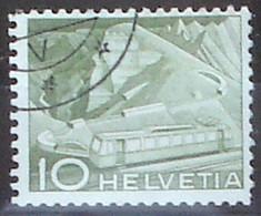 Schweiz Suisse 1949: Bahn Rail Aus Rolle Du Rouleaux Coil Zu 299ARM.01 Ou 2 Mi 531R I/II Mit Stempel V * * (Zu CHF 5.50) - Franqueo
