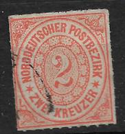 Norddeutscher Postbezirk,  Guter  Wert Der Ausgabe Von 1868 - North German Conf.