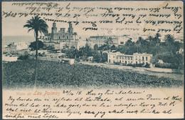 Vista De Las Palmas - Posted 1915, London, Paquebot - Gran Canaria