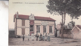 60-LAIGNEVILLE ECOLE COMMUNALE DE SAILLEVILLE - Sonstige Gemeinden