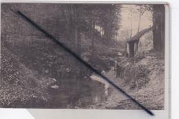 Forêt De Carnelle (95) La Fontaine Au Roi (présence D'un Garde Chasse) - Autres Communes