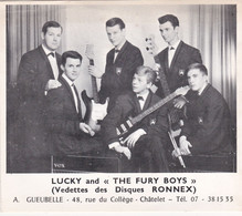 """Lucky And  """"The Fury Boys""""  Chatelet - Unclassified"""