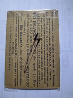 El Salvador1940.cromos.no Postcards.the Flag .eucalol Soap Chromes..better Condition Different Back - El Salvador