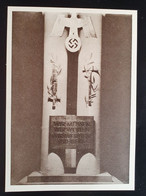 """Deutsches Reich 1944, Postkarte """"Großausstellung 1918"""" WIEN MESSEPALAST - Briefe U. Dokumente"""