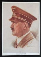 """Deutsches Reich 1940, Postkarte """"Adolf Hitler"""" MÜNCHEN Sonderstempel - Storia Postale"""