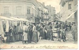 Heist Le Marché Et La Rue Flamande (2A) - Heist