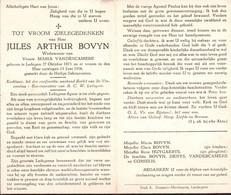 Jules Arthur Bovyn (1871-1956) - Santini