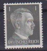 GERMANIA TERZO REICH 1941-42 EFFIGE DI HITLER  UNIF. 705 MNH XF - Neufs