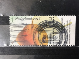 Nederland / The Netherlands - Appel- En Perenrassen 2016 - Used Stamps
