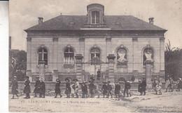 60-LIANCOURT L ECOLE DES GARCONS - Liancourt