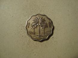 MONNAIE IRAQ 5 FILS 1967 / 1387 - Iraq